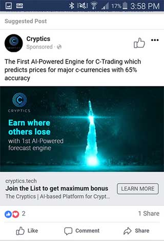 Cryptocurrency Nay, C-Currency Yay!