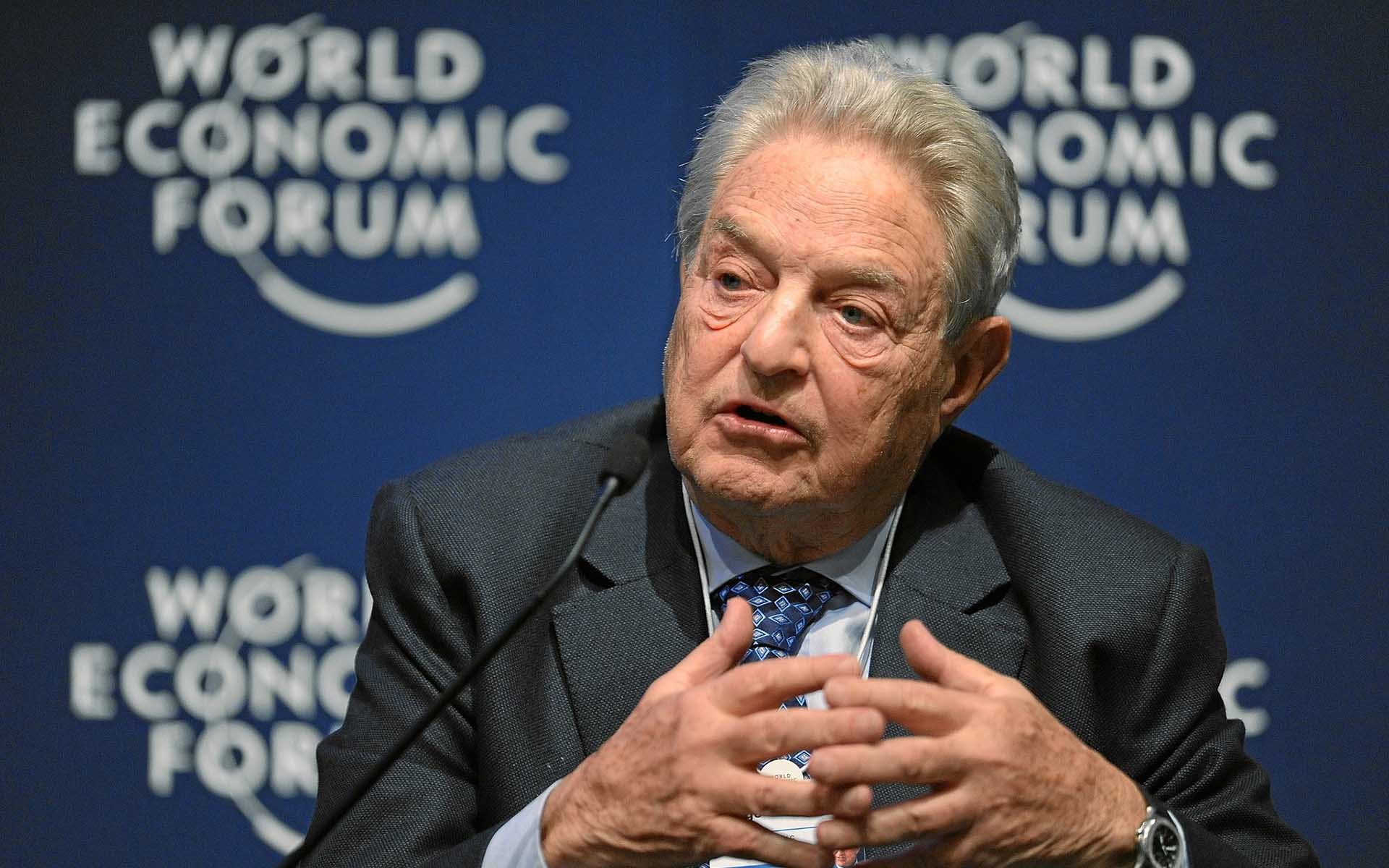 From FUD to Fanboy: George Soros to Begin Trading Cryptocurrencies