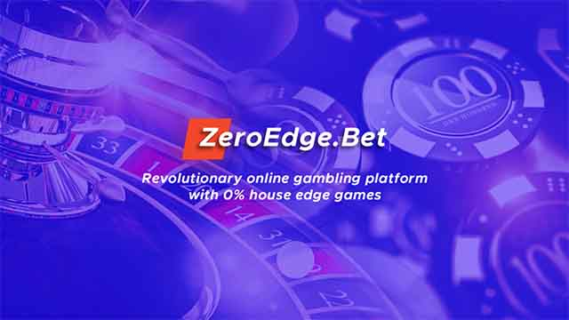 ZeroEdge.Bet – Revolutionary Online Gambling Platform with 0% House Edge Games
