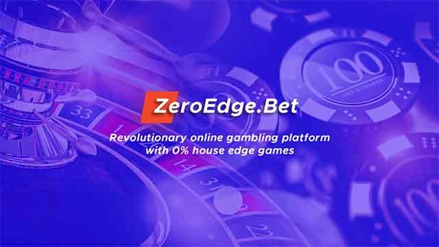 ZeroEdge.Bet – Revolutionary Online Gambling Platform with 0% House Edge Games