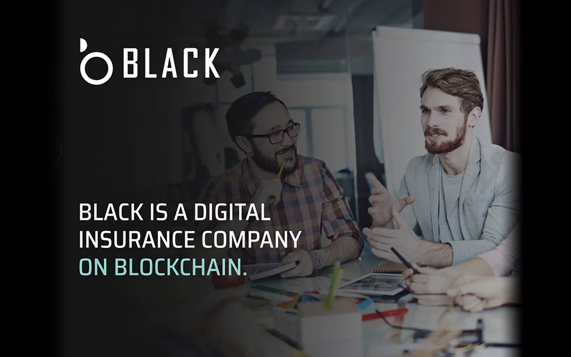 Digital Insurance Provider on Blockchain, Black Insurance Ropes in Professor Alex Norta as the Scientific Advisor