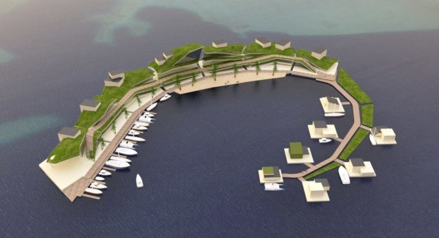 The Seasteading Cryptocurrency