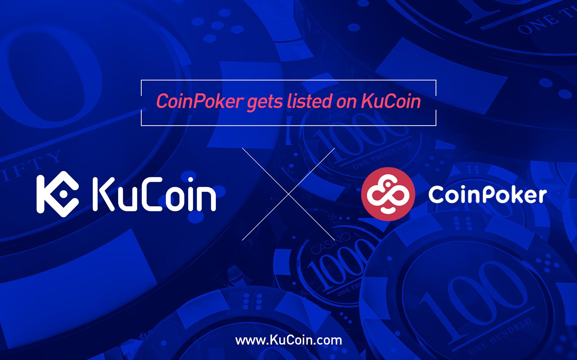 Coinpoker Gets Listed On KuCoin Exchange