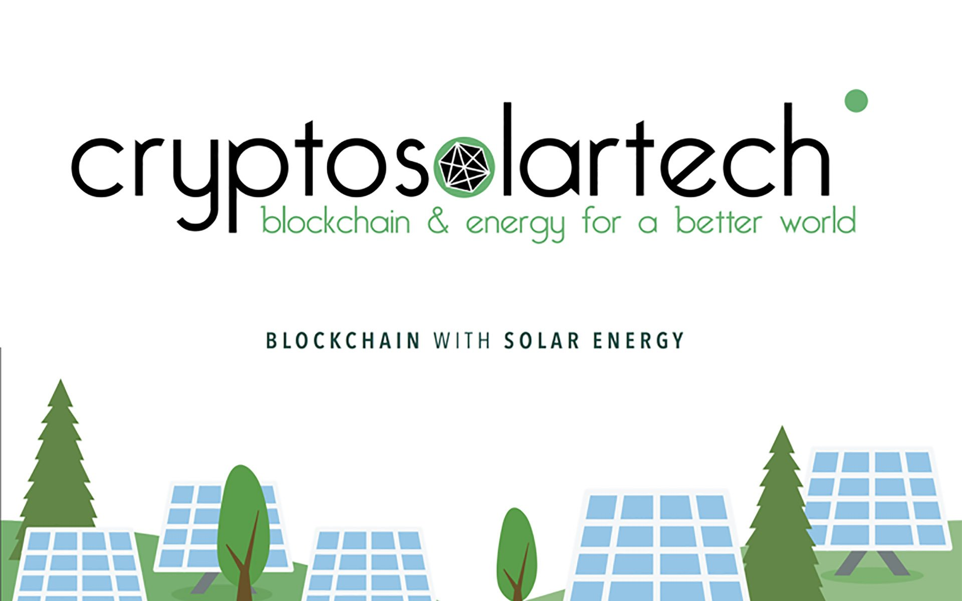 CryptoSolarTech Finishes Successful Pre-ICO with the Goal of Making Cryptocurrency Mining Energy-Efficient Like Never Before