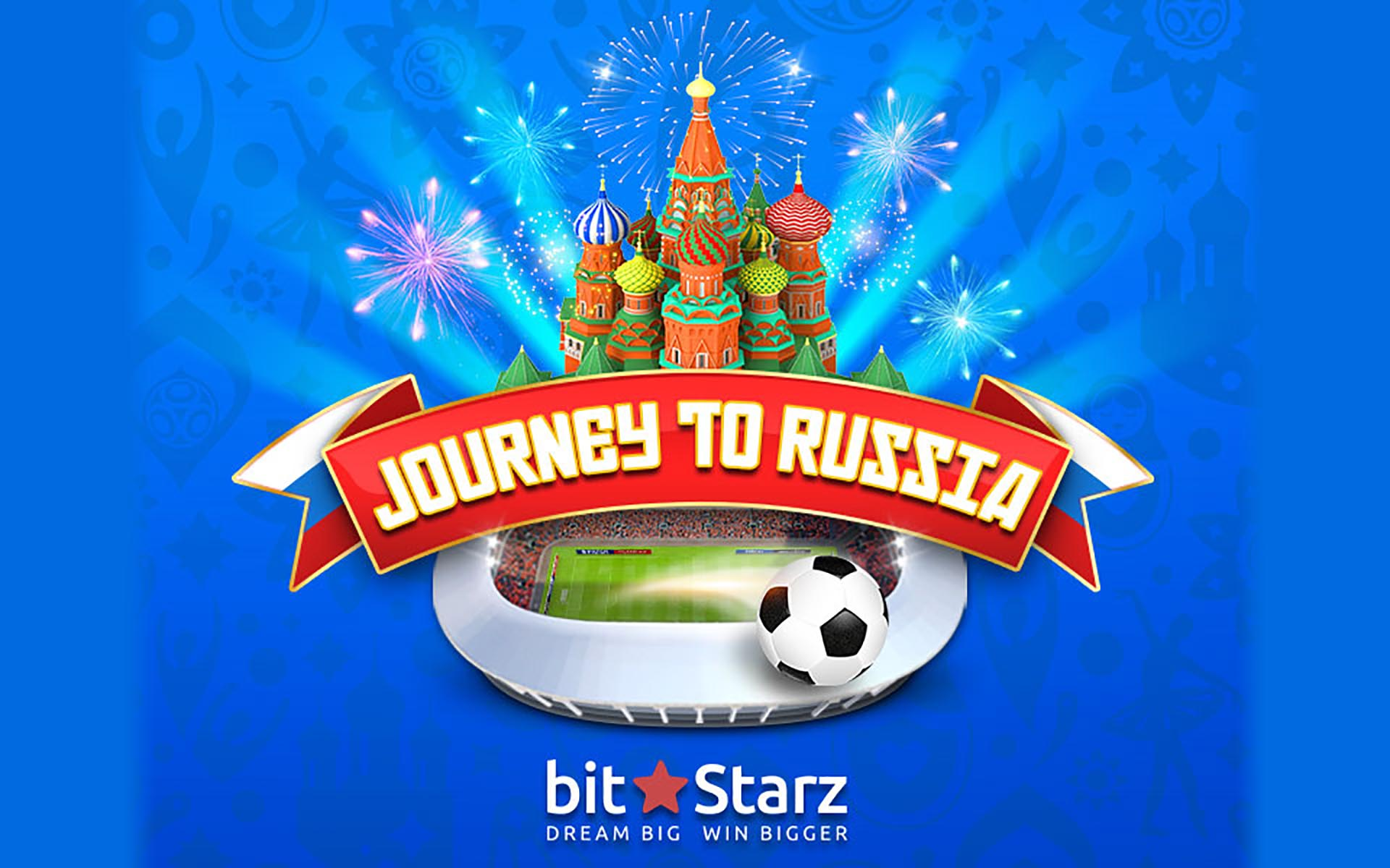 The Journey to Russia Has Begun at BitStarz!