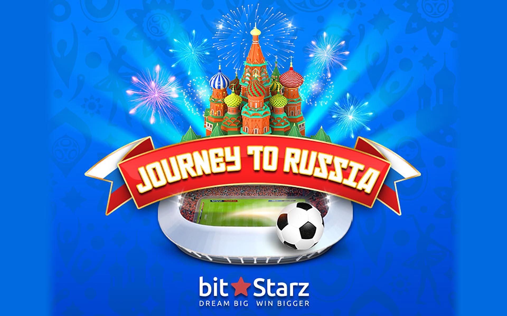 The Journey to Russia Has Begun at BitStarz!