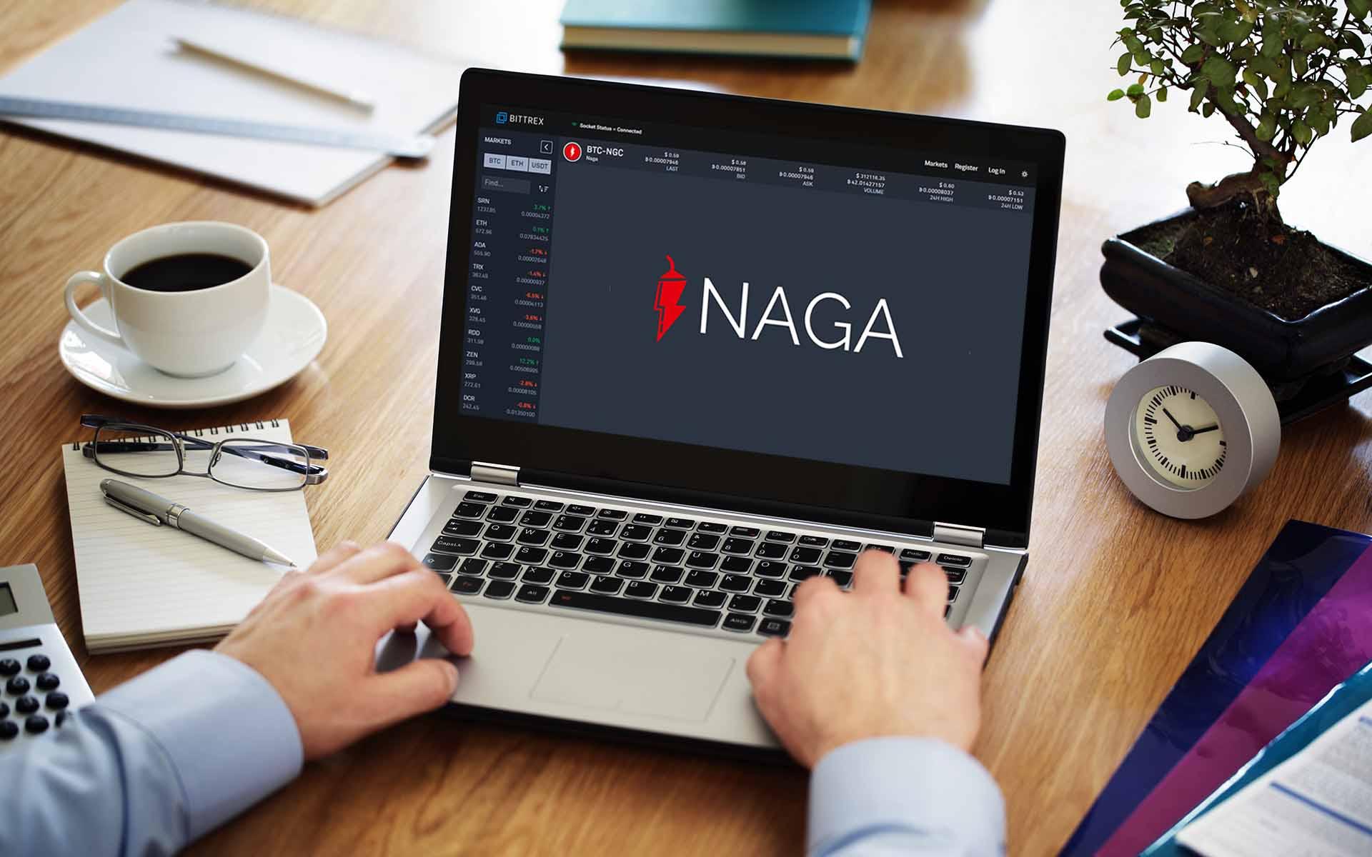 NAGA Coin (NGC) Now Listed on Bittrex