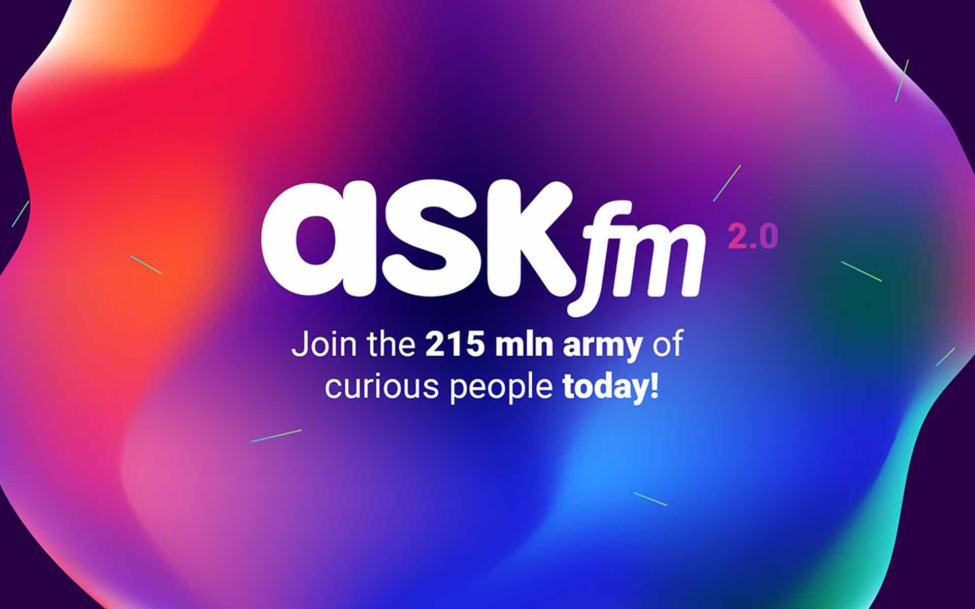 Everything You Need to Know About ASKfm 2.0 Before Its Public Sale