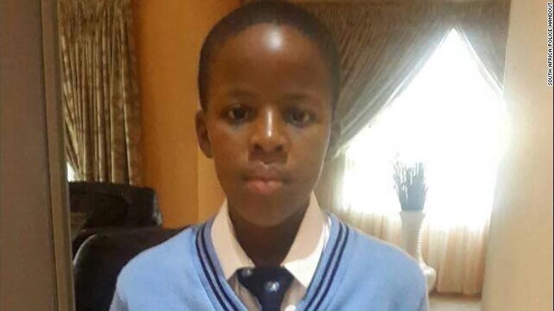 Bitcoin kidnapping victim Katlego Marite
