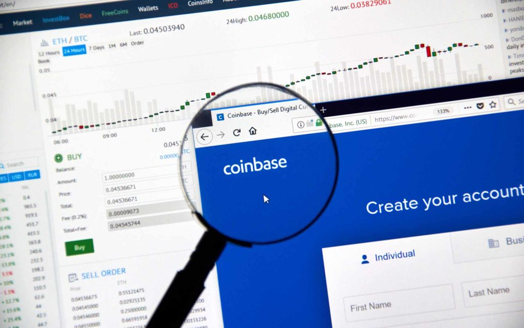 Coinbase Explores Adding 5 New Altcoins: Cardano, BAT, Stellar, Zcash, and 0x