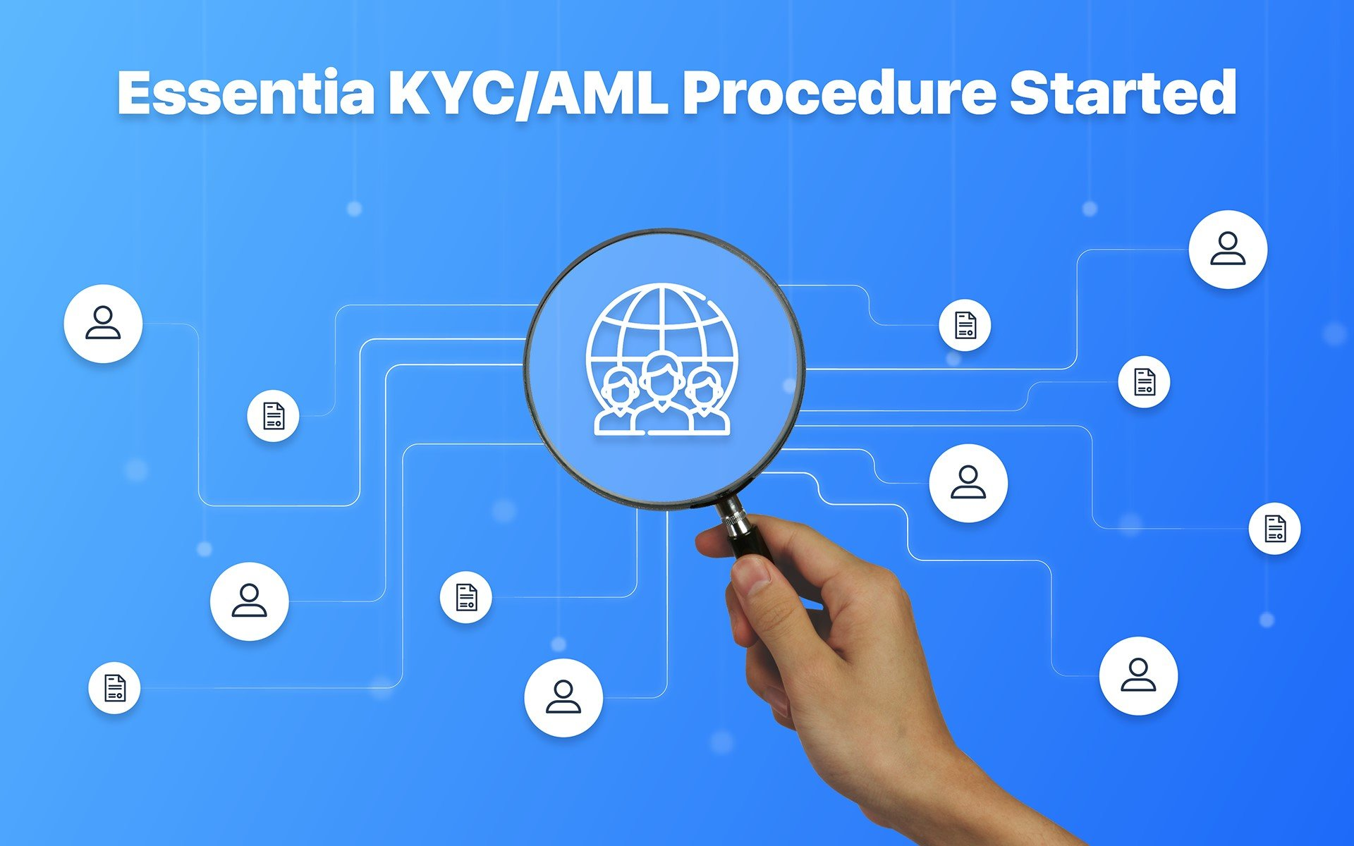 Essentia Publishes Full Details of KYC for Public Sale