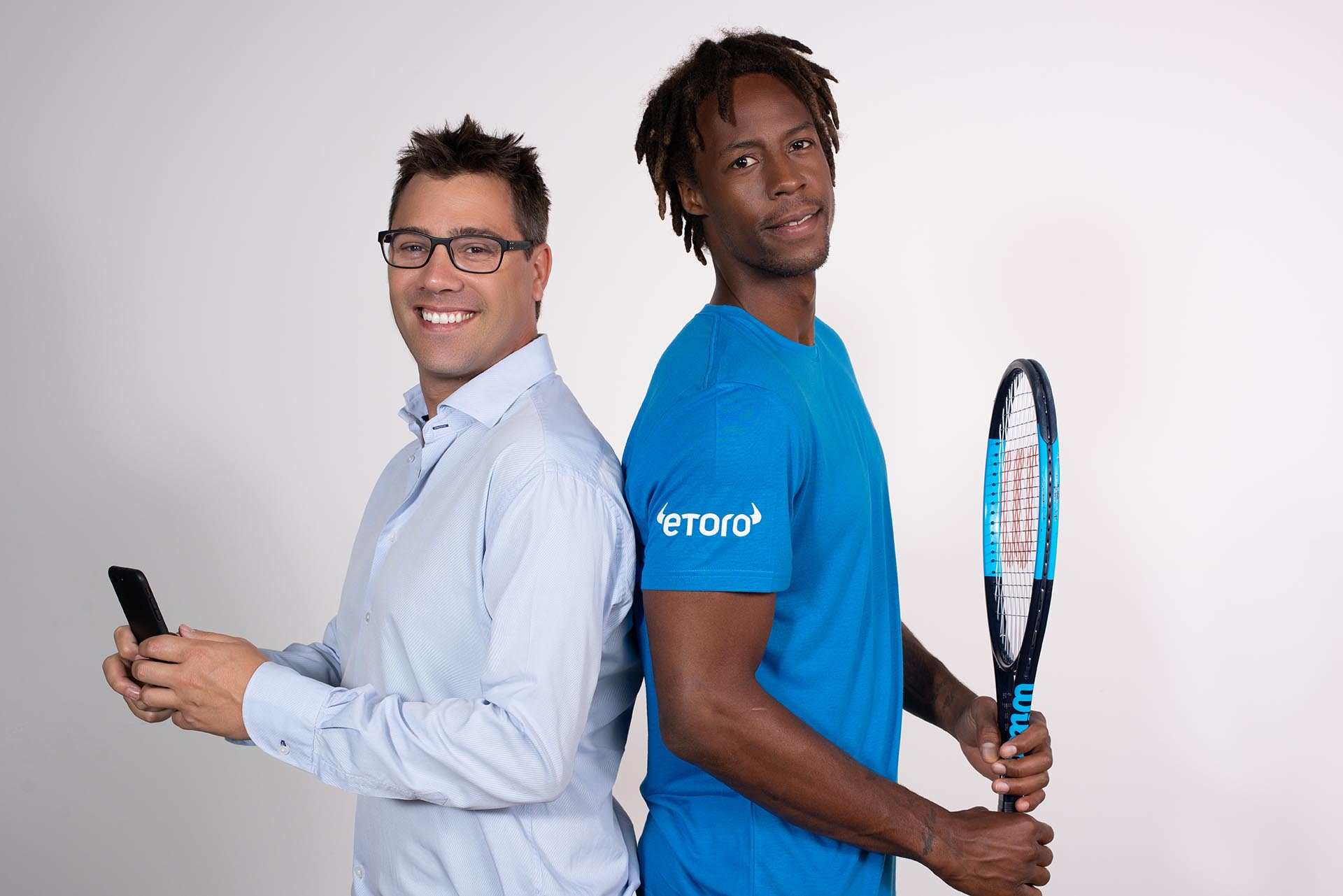 """""""Get Serious About Investing"""" with eToro and Gael Monfils"""