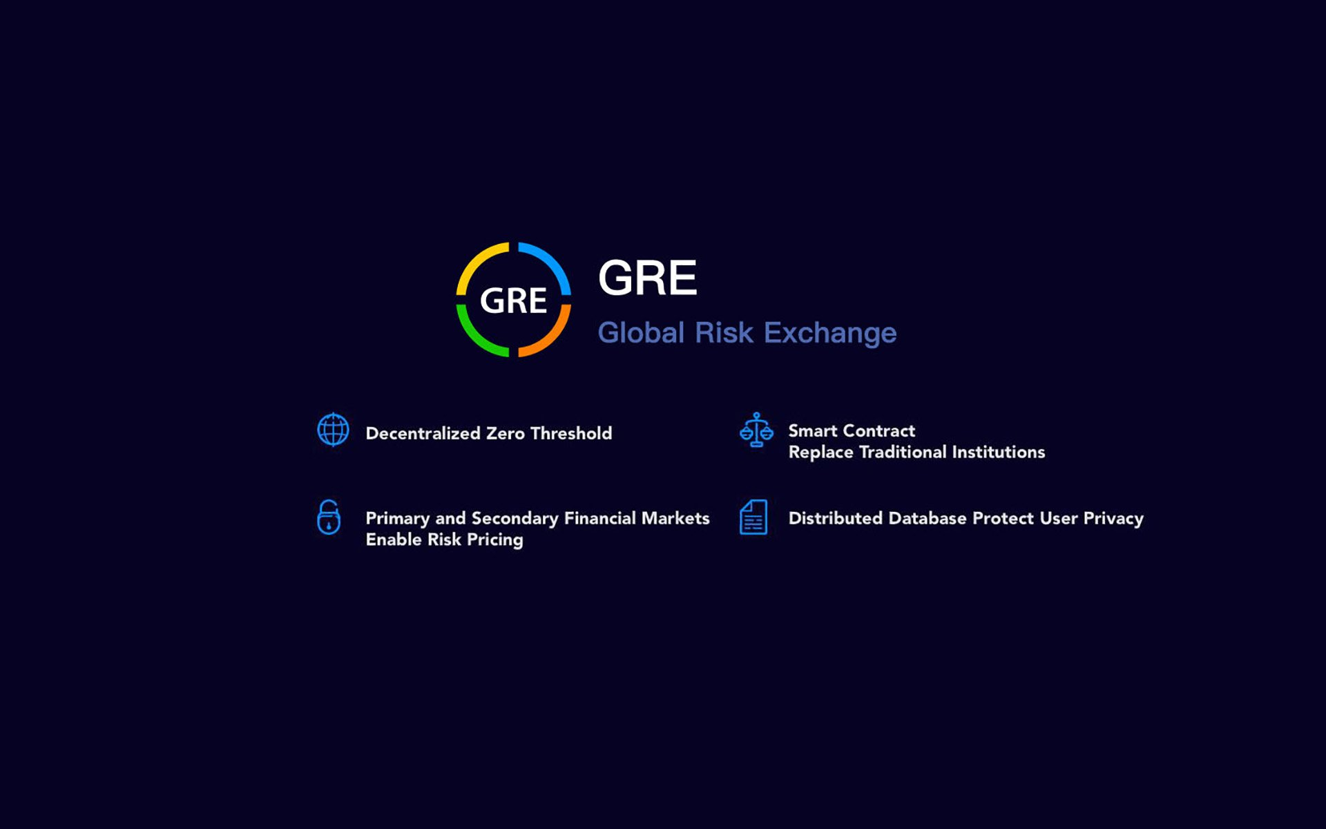 Decentralized Risk Platform GRE to Bring Risk Trading to the Masses