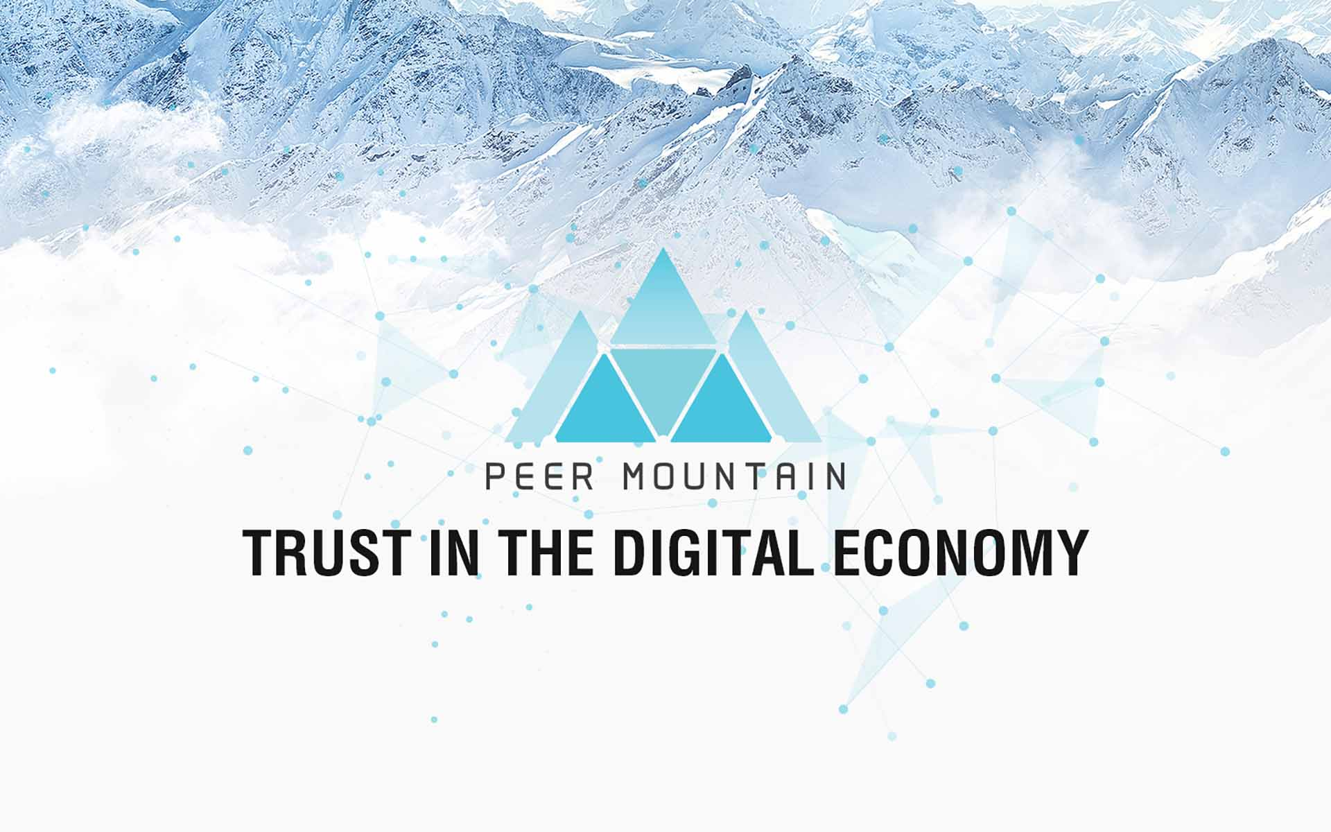 Peer Mountain Announces Partnership with TokenMarket for Token Generation Event