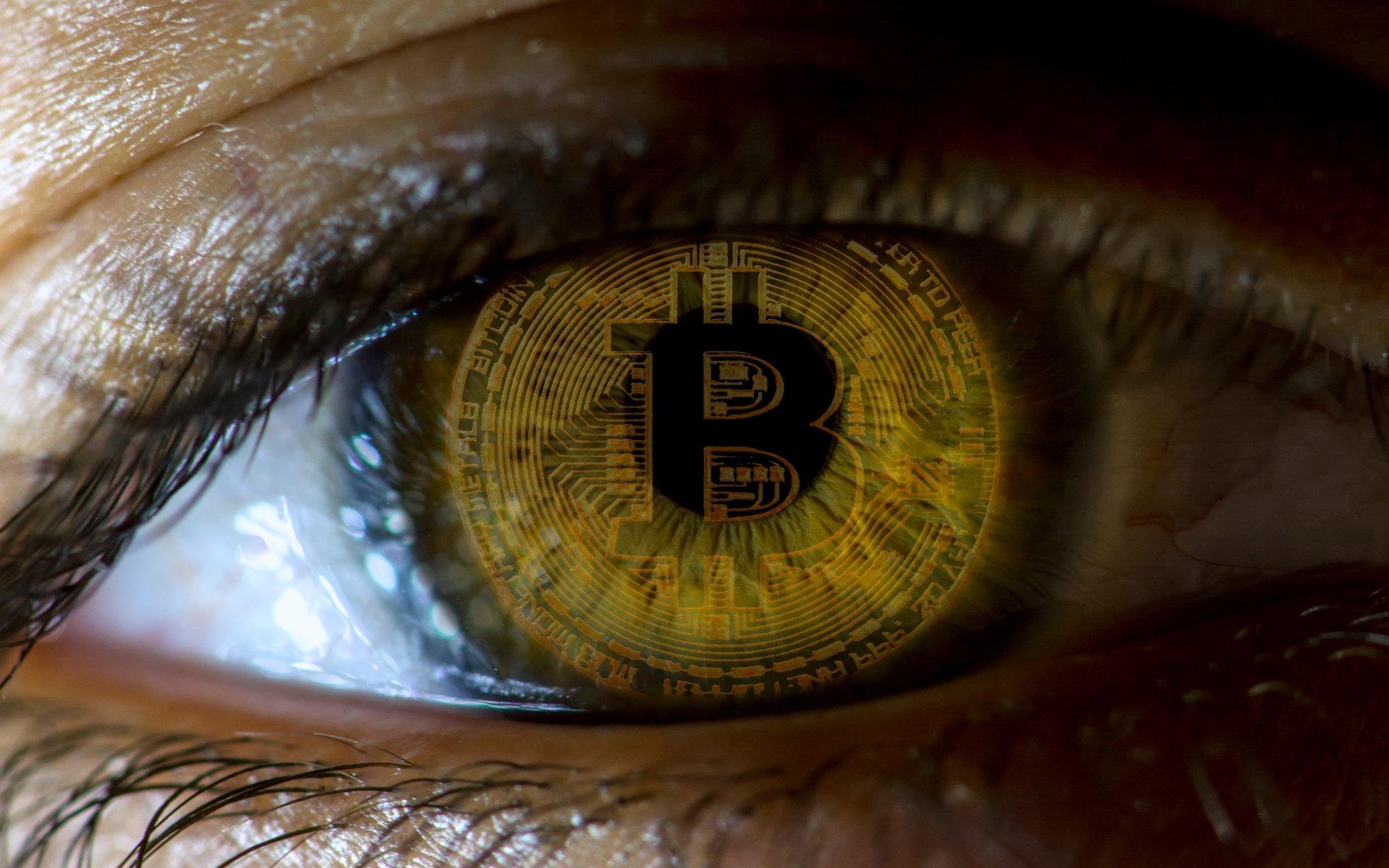 Bitcoin hashrate reflect