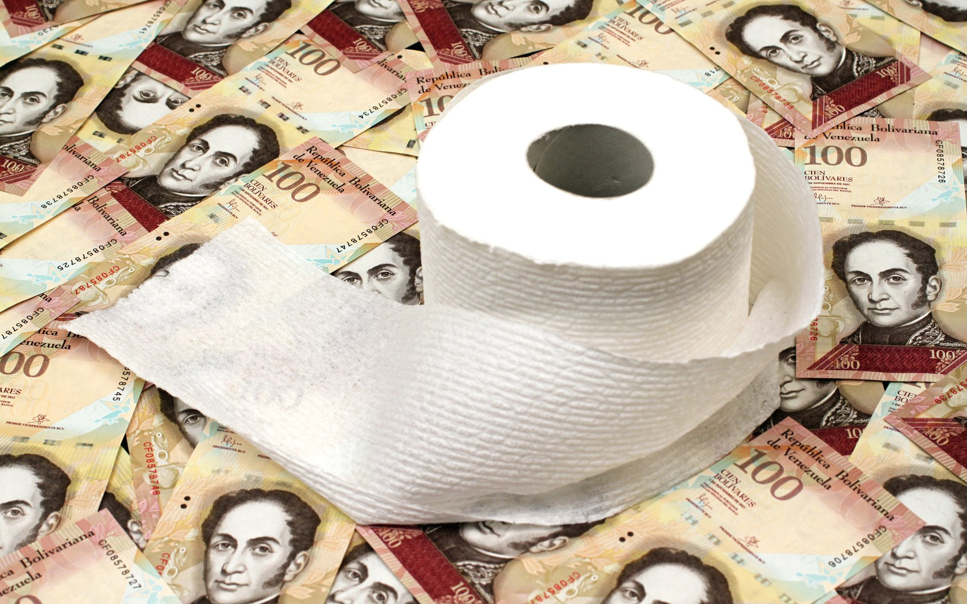 Venezuela bolivar satoshi