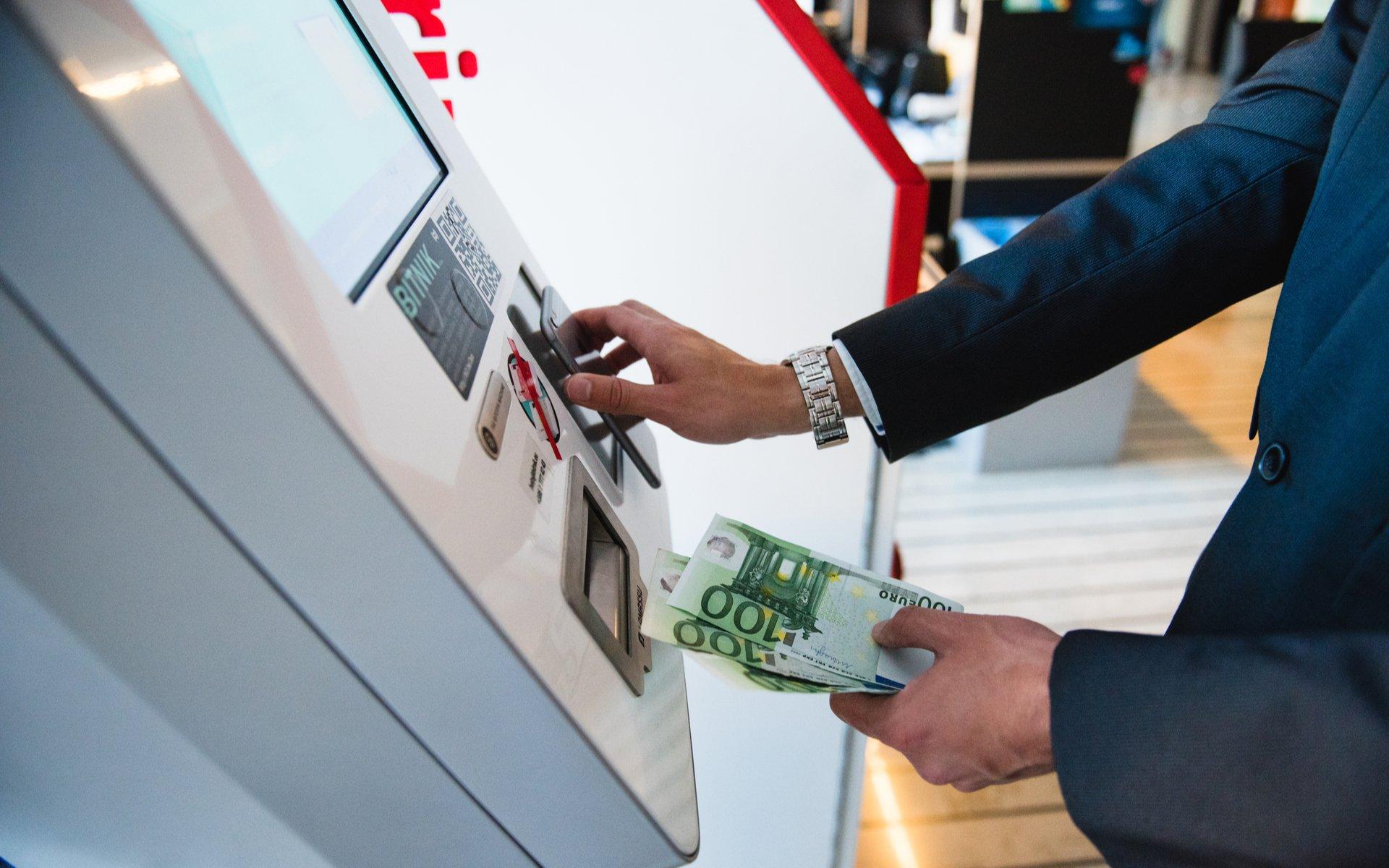 Bitcoin ATMs ATM