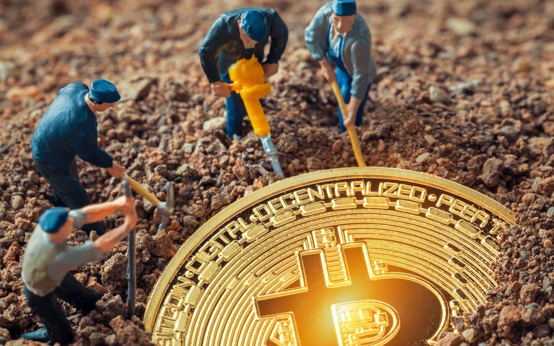 cryptocurrency mining expansion