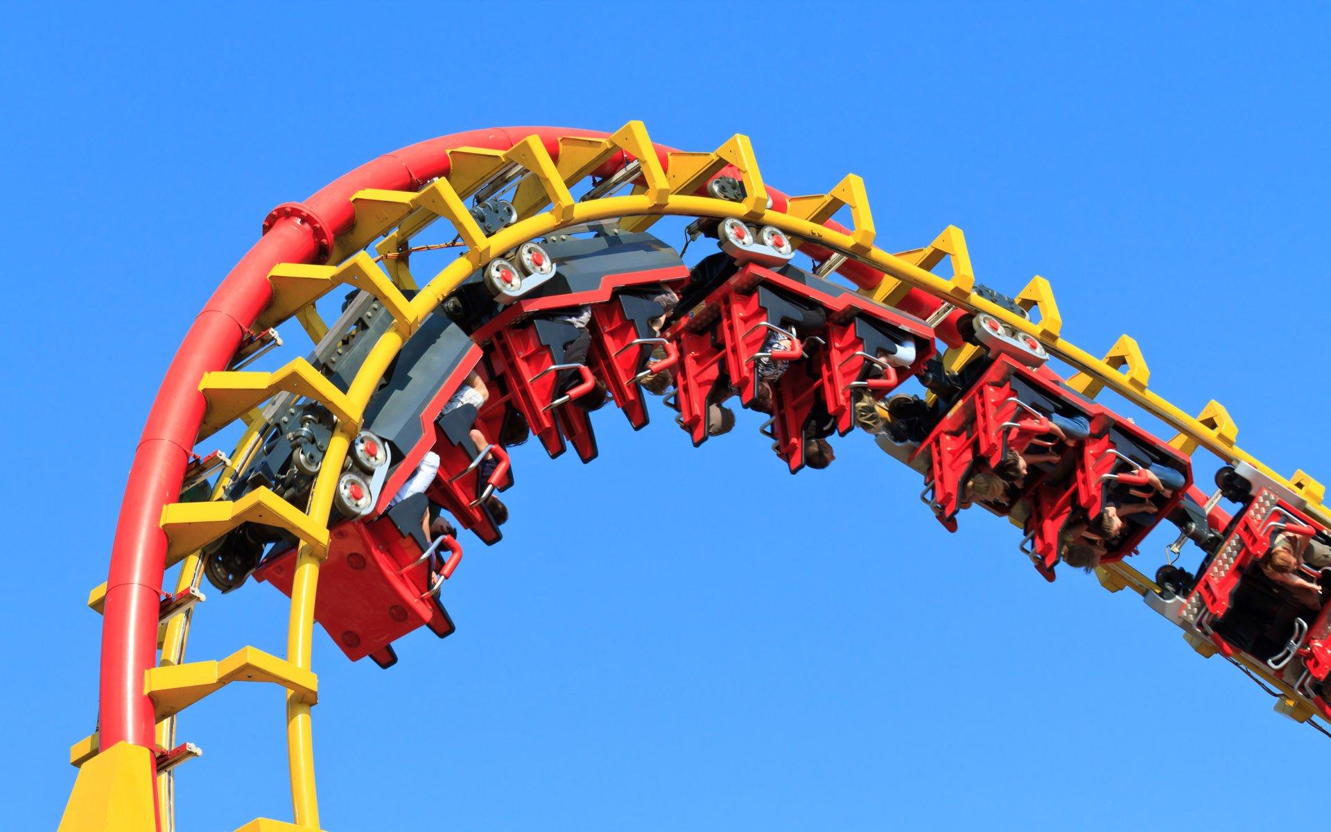 bitcoin price rollercoaster