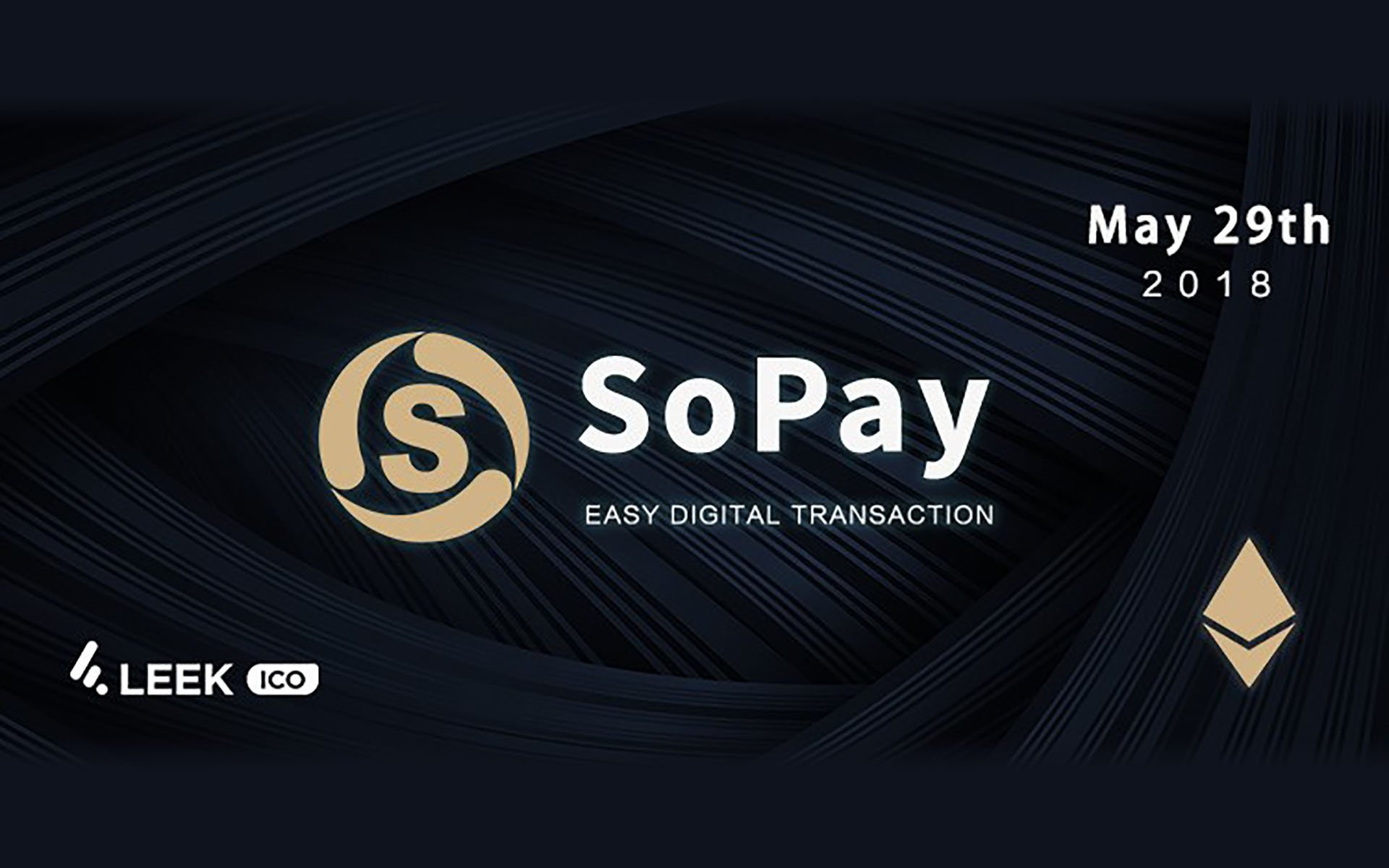 Revolutionary Cryptocurrency Payment Service Platform SoPay Launches Crowdfunding Sale on the LEEKICO Platform