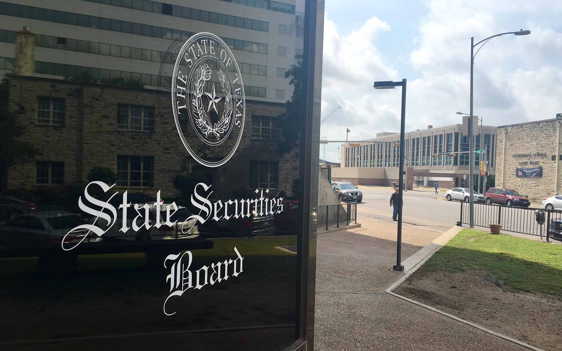 The Texas State Securities Board