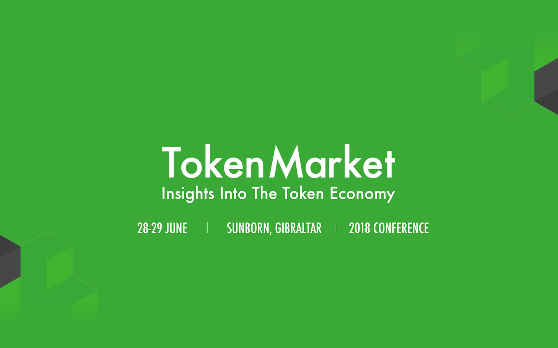 TokenMarket Announces Inaugural Token Economy Conference in Gibraltar
