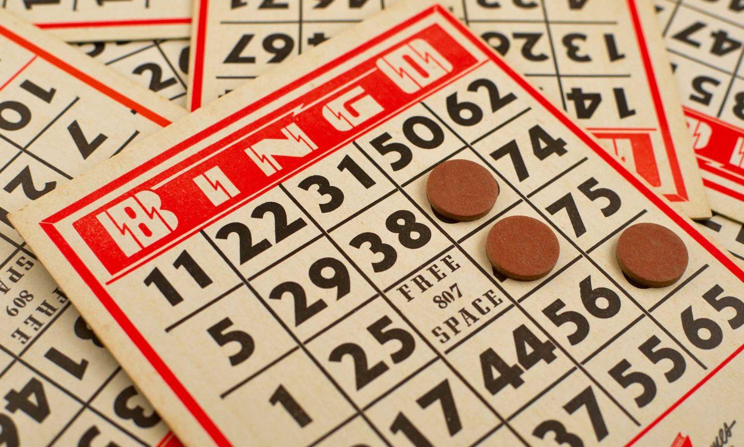 That's a Bingo!