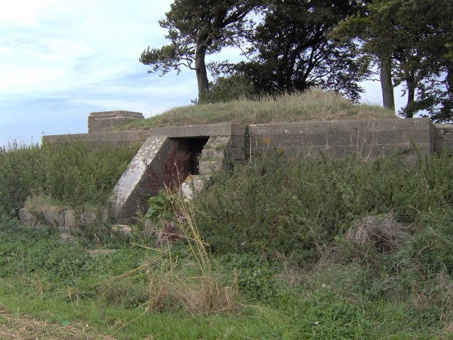 WW II Bunker in the UK