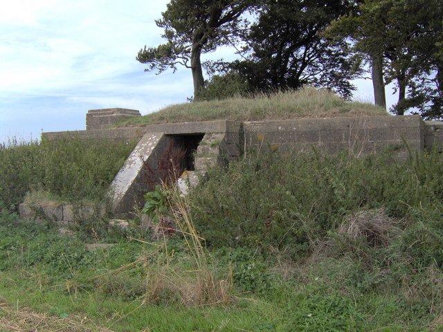 WW II Bunker in the UK