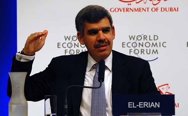 Prominent Economist Mohamed El-Erian