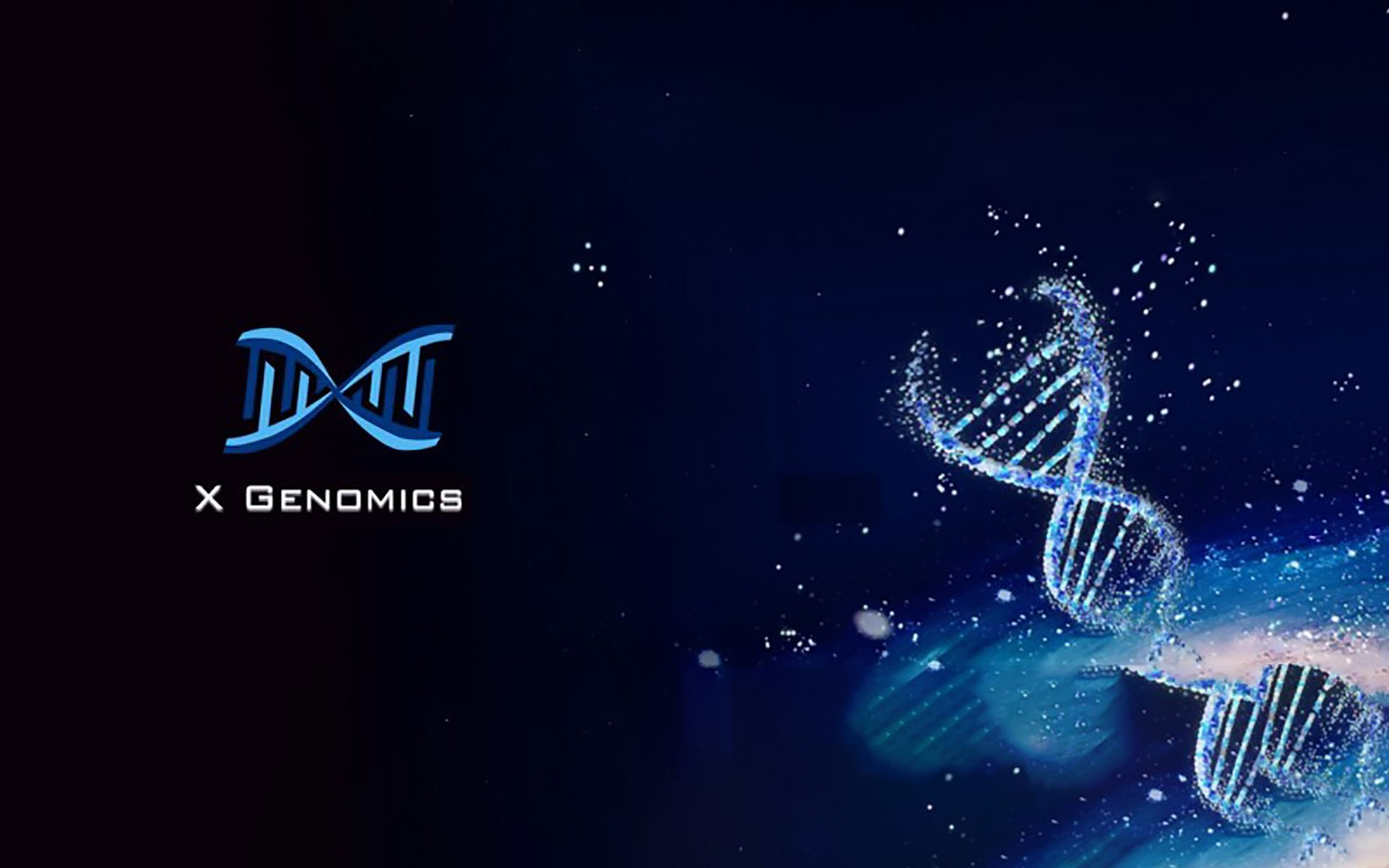 X Genomics Unlocks Life Sciences Putting Big Human Genetic Data on the Blockchain