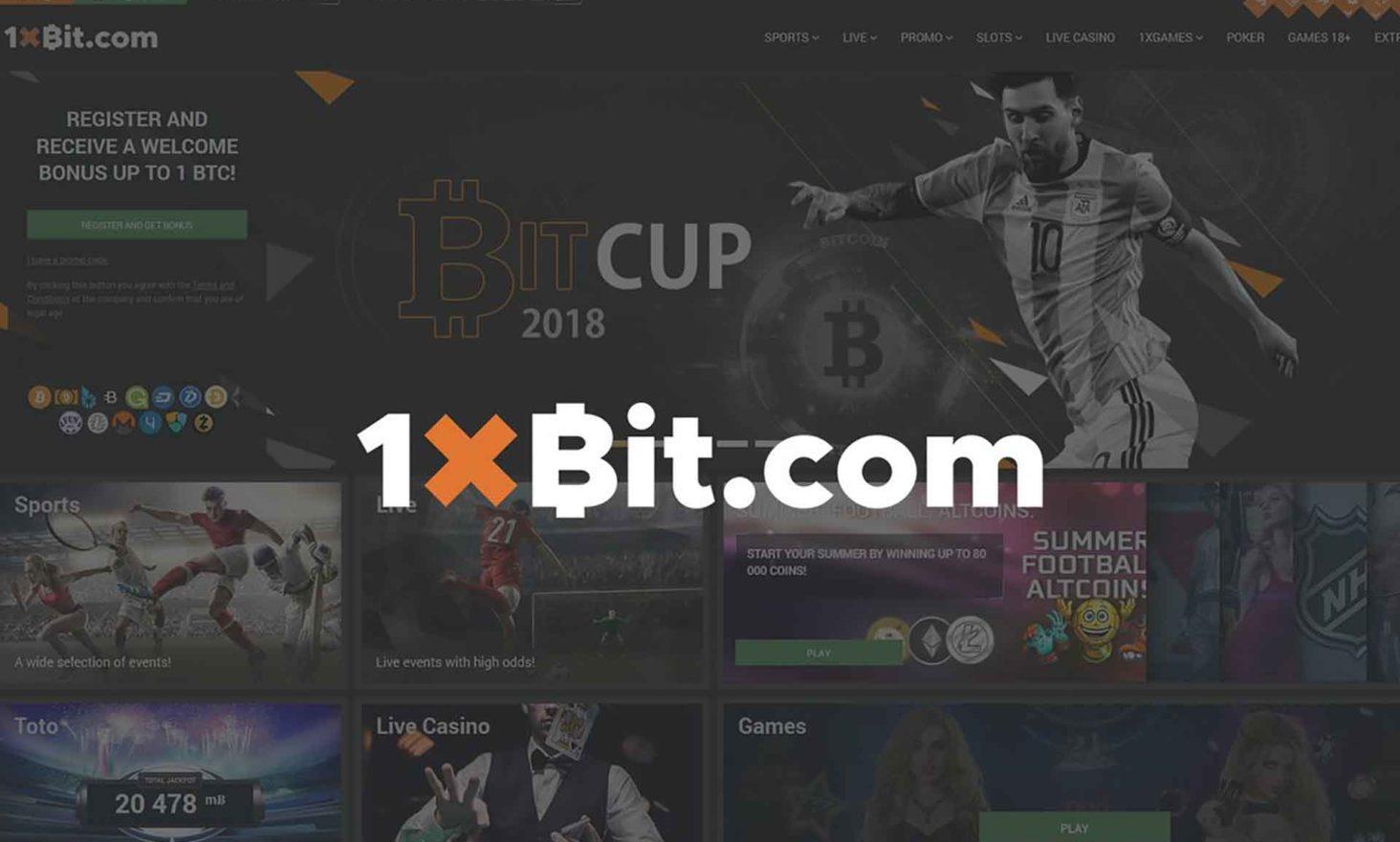 1xBit Launches World Cup Promotion
