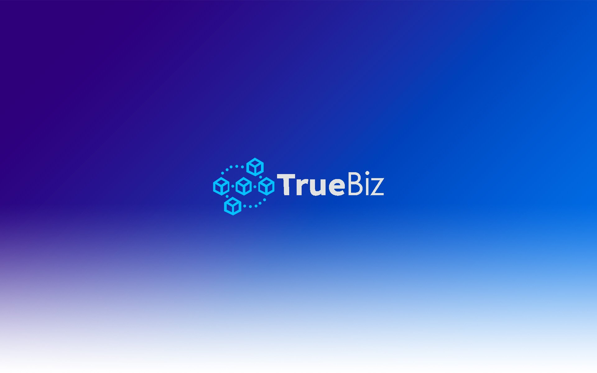 TrueBiz.io Prepares To Launch ICO That Will Bridge The Gap Between Real Businesses & The Blockchain By Seamlessly Converting Crypto To Fiat