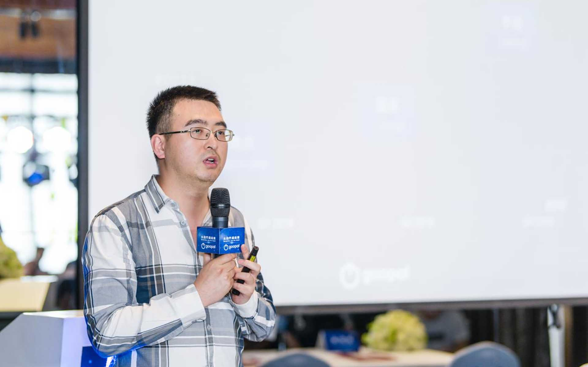 Achain Founder Tony Cui: We Are the Chosen Ones of this Era, We Shoulder its Destiny