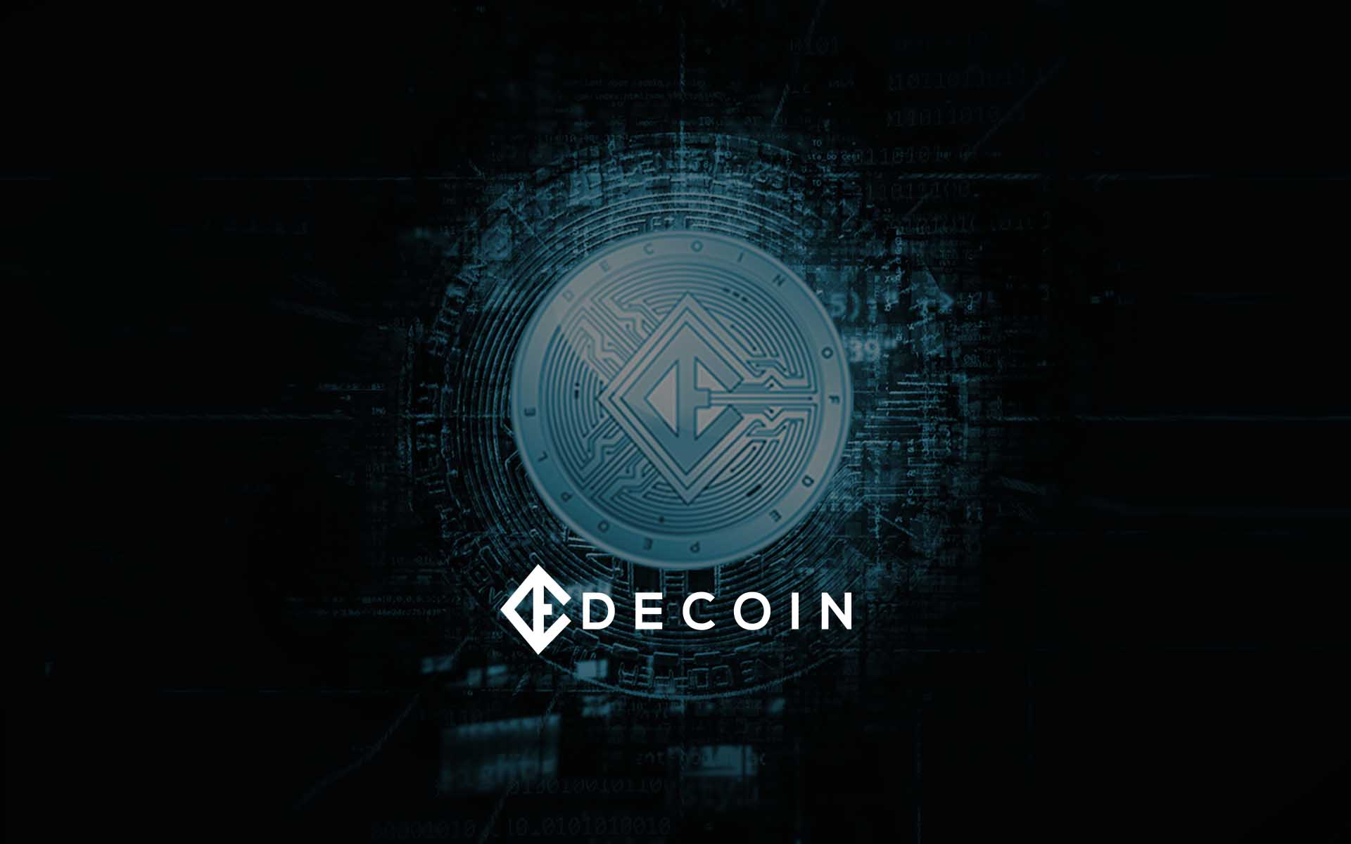 """DECOIN.IO to Cross Soft Cap. Perry: """"More Developments Will be Announced Soon"""""""