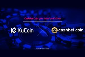 CashBet Coin (CBC) Gets Listed on KuCoin!