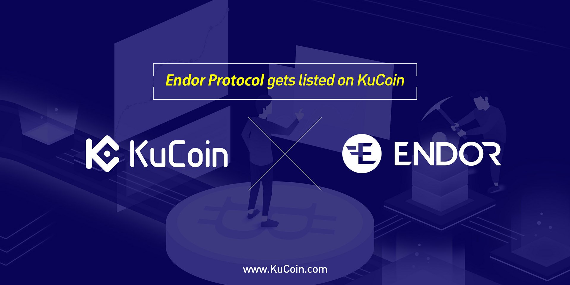 Endor Protocol (EDR) Gets Listed on KuCoin!