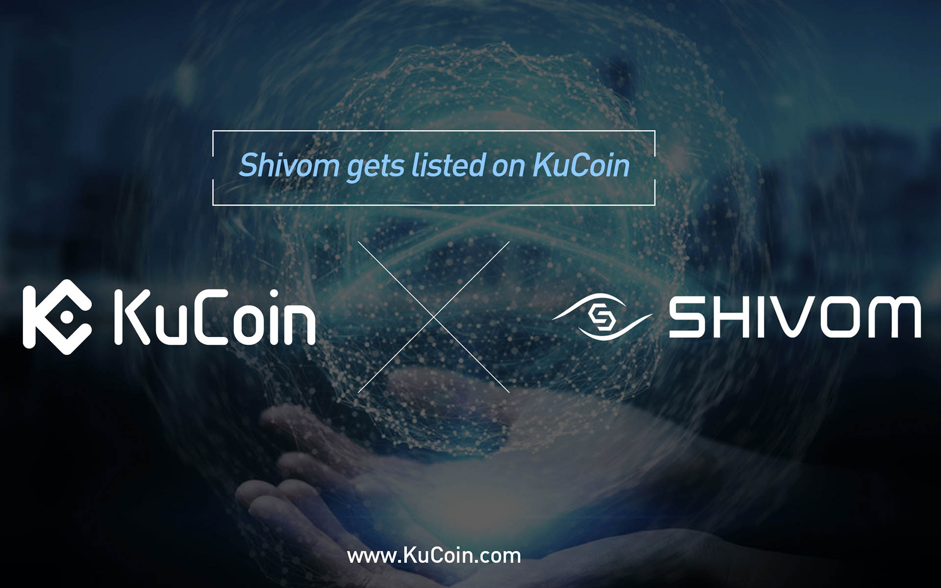 Shivom (OMX) Gets Listed On KuCoin!