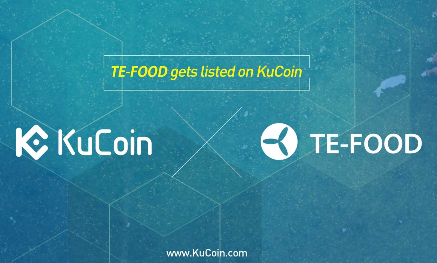 TE-FOOD (TFD) Gets Listed On KuCoin!