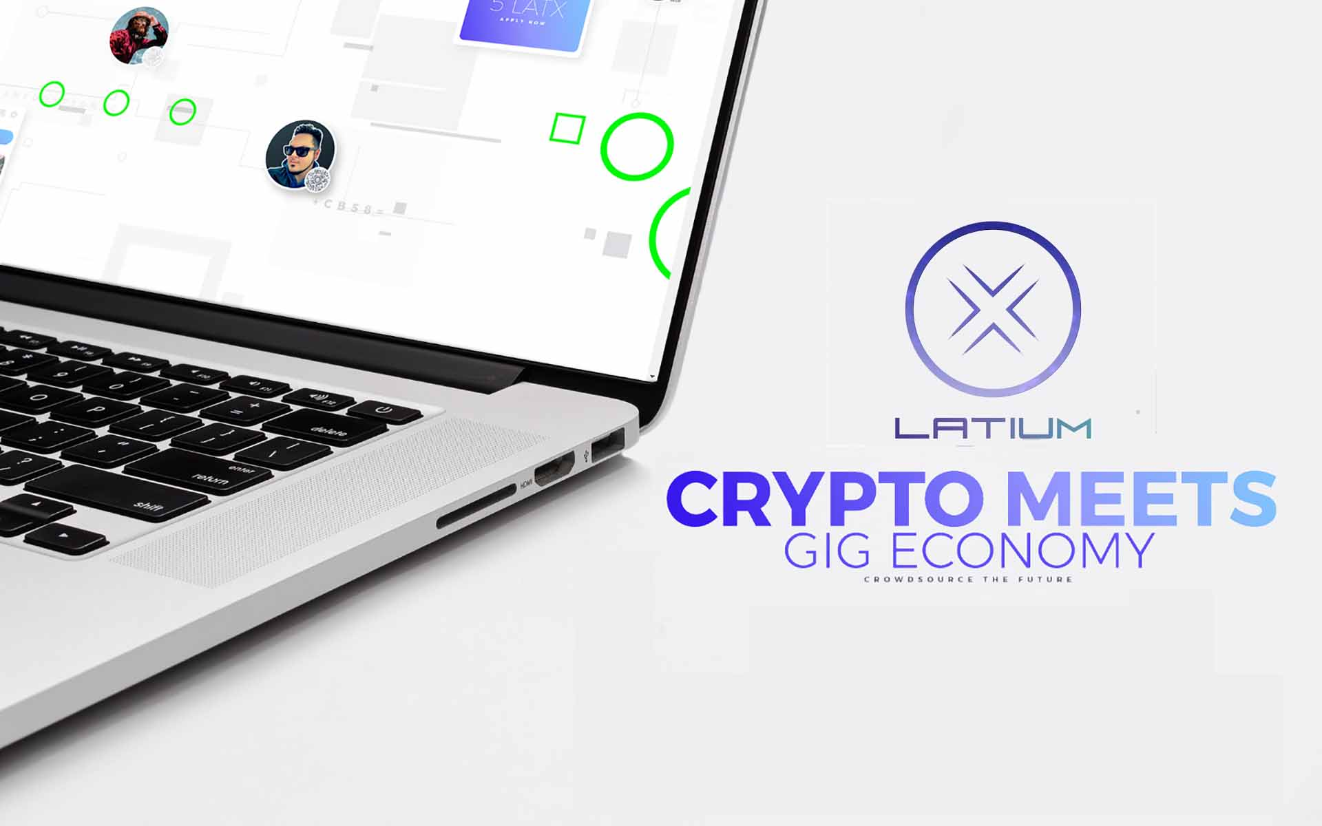 LATIUM Launches Revolutionary New Platform For The Gig Economy and Instantly Created A New Paradigm In The Way Gig Workers In The Global Community Interact