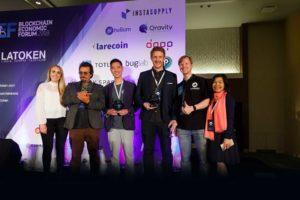 PlayChip ICO Wins 'Draper Hero's Choice Award' at San Francisco Blockchain Economic Forum