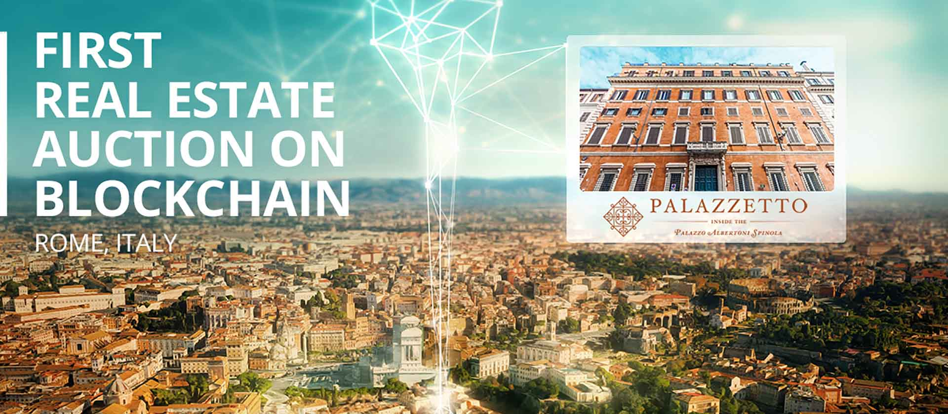 Propy to Hold First Ever Real Estate Auction on Blockchain