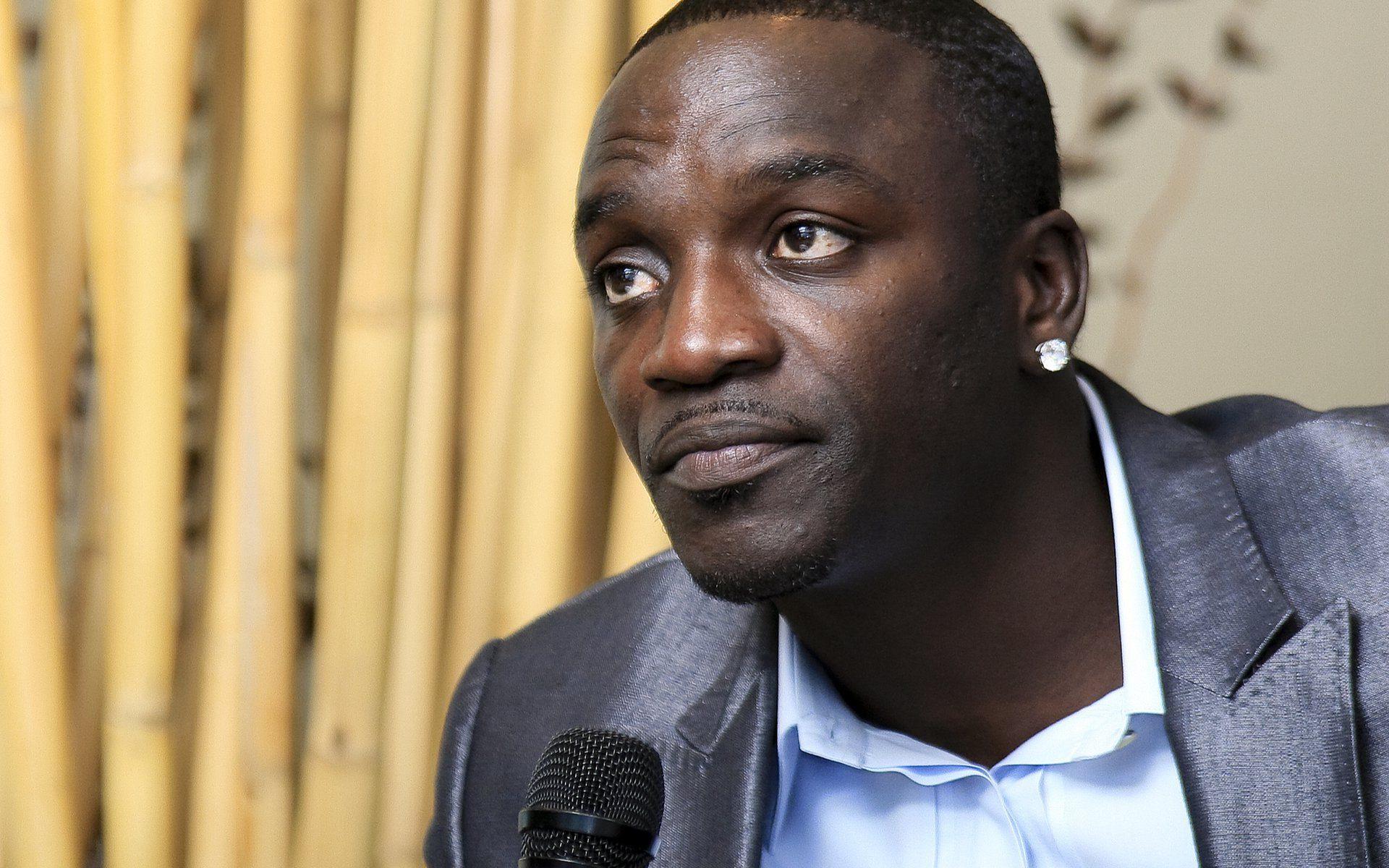 Akon crypto city