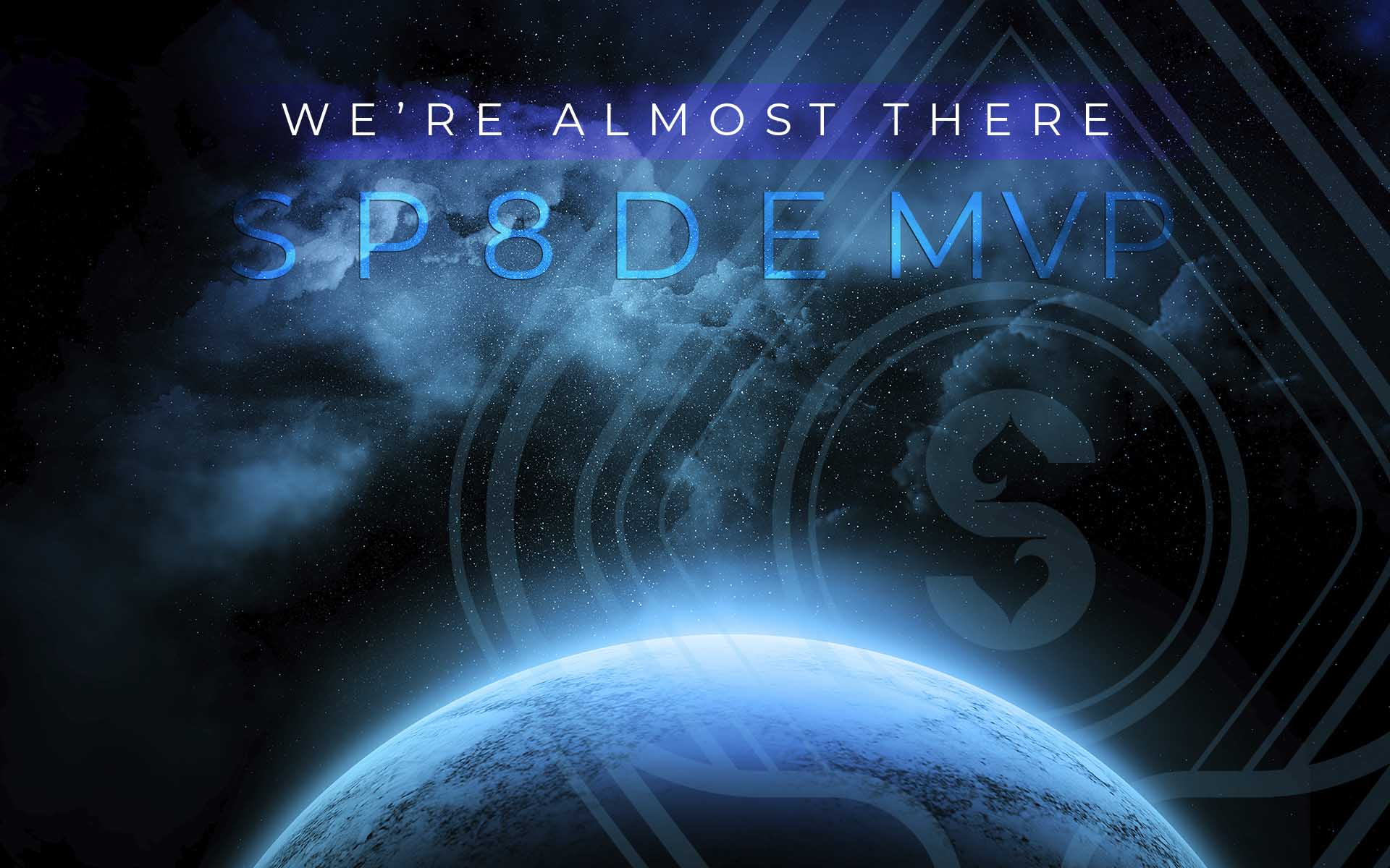 Greetings Earth. The SP8DE Spaceship Is Running Ahead of the Plan.