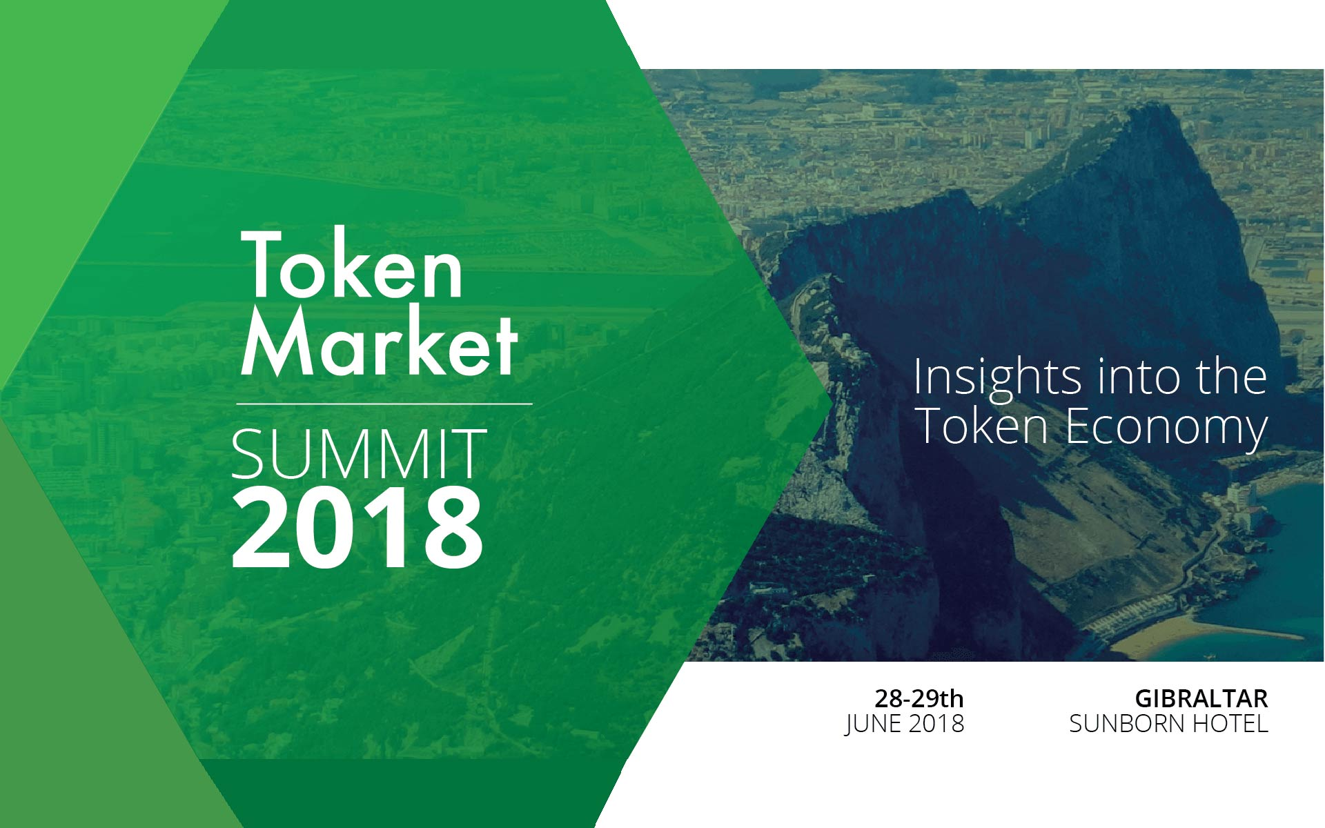 The Government of Gibraltar and Its Most Prominent Law Firms To Feature At TokenMarket 2018 Summit
