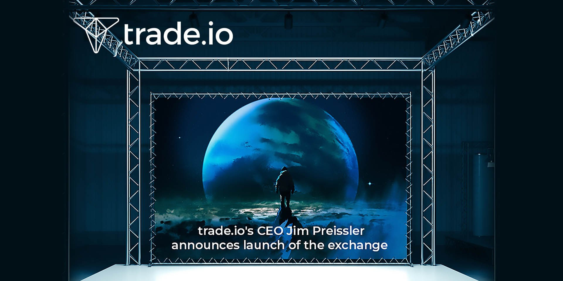 trade.io Announces Official Launch Of Its Highly Anticipated, Customizable Crypto Exchange at Simultaneous London Events