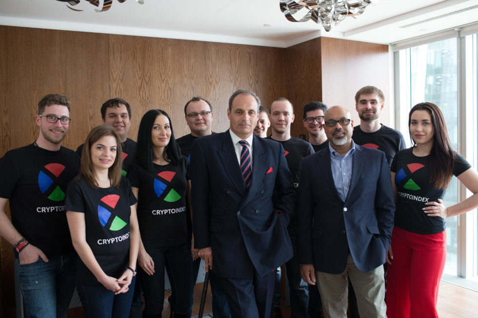 Cryptoindex team