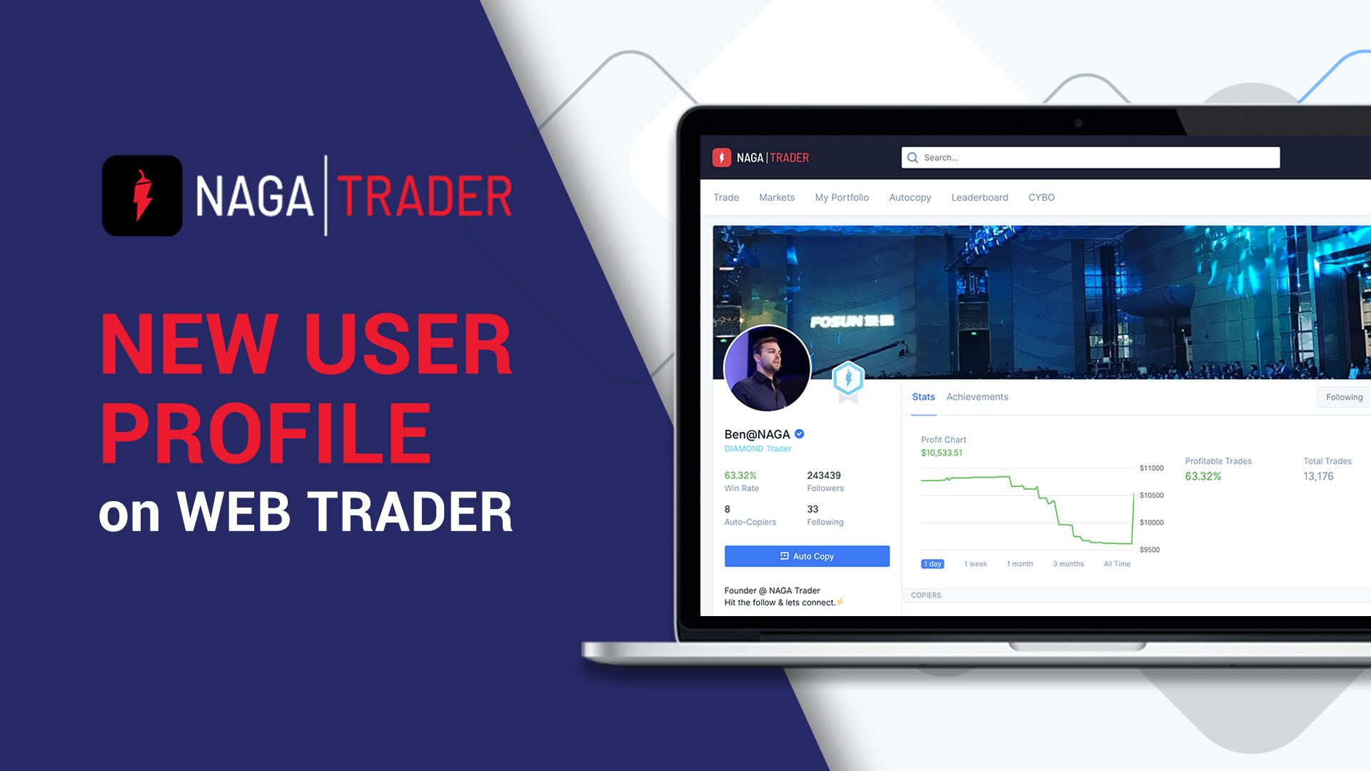 NAGA TRADER WebApp Deploys a New Update