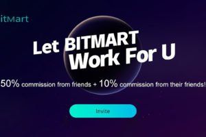 How to Earn BTC with BitMart Exchange