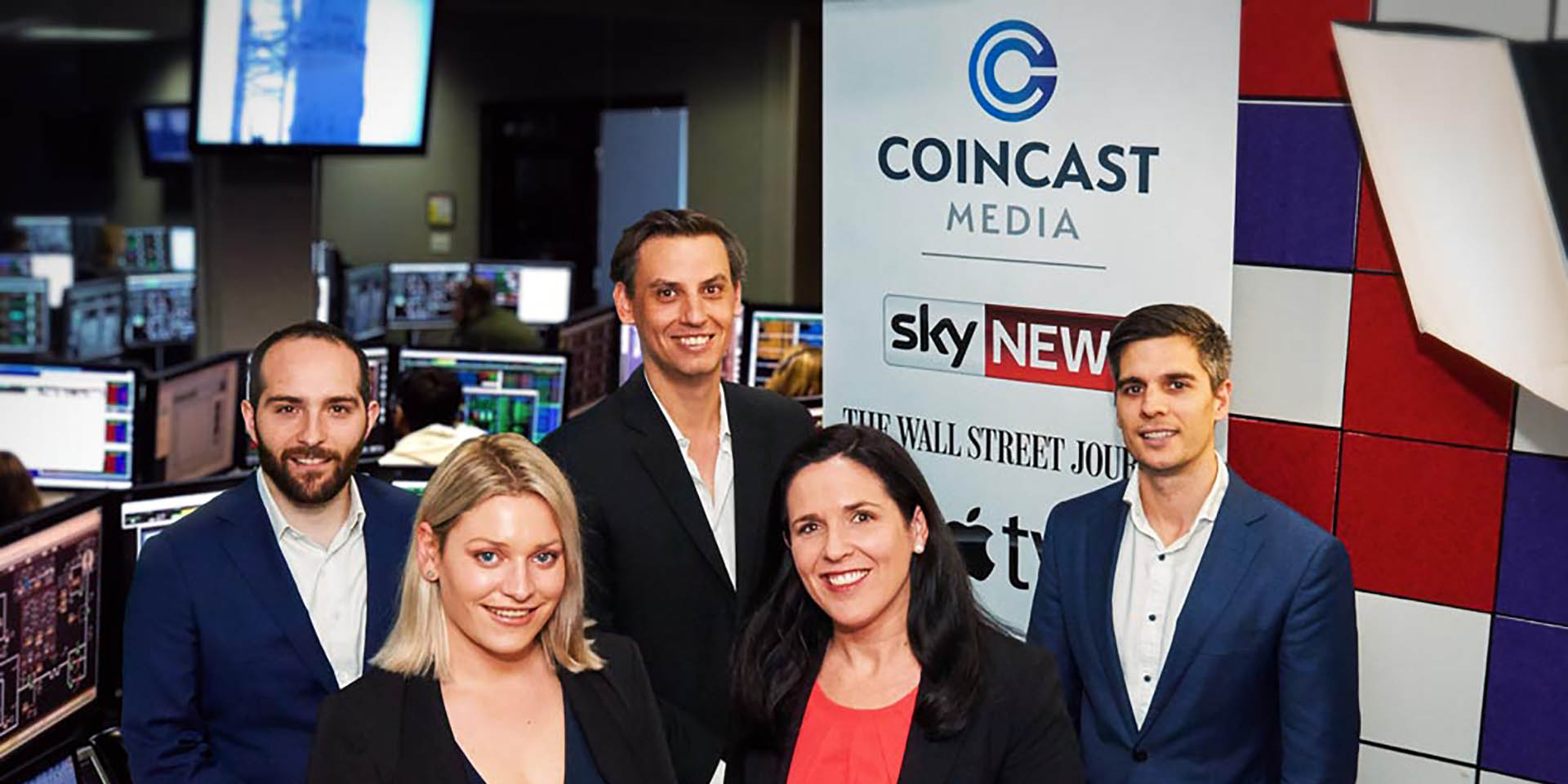 New TV Show 'Coincast' to Open Blockchain to Global Audience